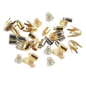 50-pieces-formes-mixtes-fait-a-la-main-fleur-coupe-perle-capuchon-bouchon