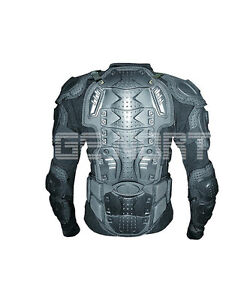Motocross Racing Body Armour chest guard ATV Quad Dirt motorcycle Protector AU