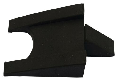 """ACCLAIM Wedges 2 Set Bowlers Solid Rubber Two Sided Cut Out /& Angled 2.5/"""" x 1.5/"""""""
