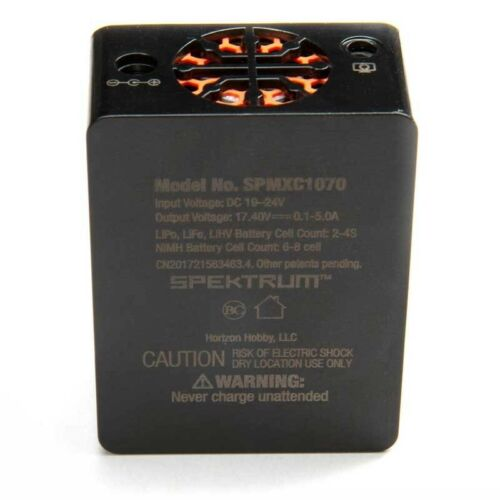 NEW Spektrum Smart S150 50W AC//DC Charger IC3 for LiPo LiIon LiHV NiMH FREE SH