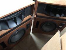 Altec model 19 vintage speakers