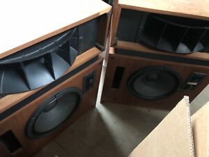 Details about Altec model 19 vintage speakers