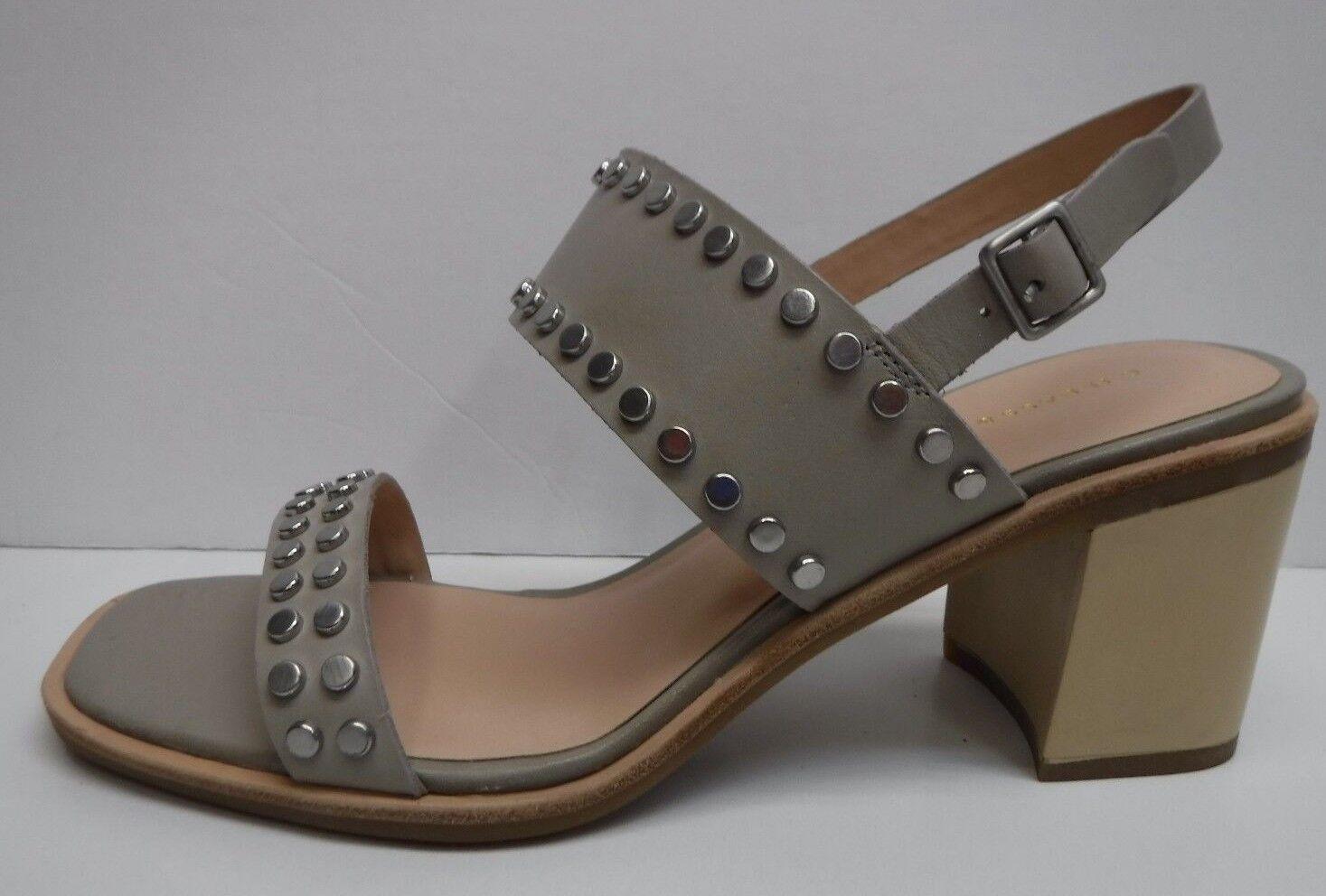 G.H. Bass & Co Größe 8 Gray Leder Dress Sandale New Damenschuhe Schuhes