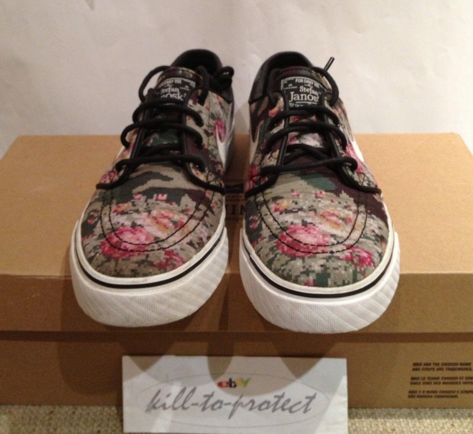 separation shoes ab77c e00bc ... nike sb stefan janoski floral floral floral SZ US4.5 UK4 digi ...