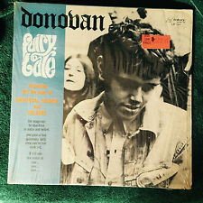 """DONOVAN Fairytale HICKORY LPS-H-127 Stereo 12"""" 33 RPM LP Psychedelic Folk VG+"""