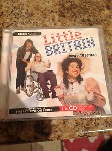 Little Britain best of series 1 on cd - WREXHAM, Wrexham, United Kingdom - Little Britain best of series 1 on cd - WREXHAM, Wrexham, United Kingdom