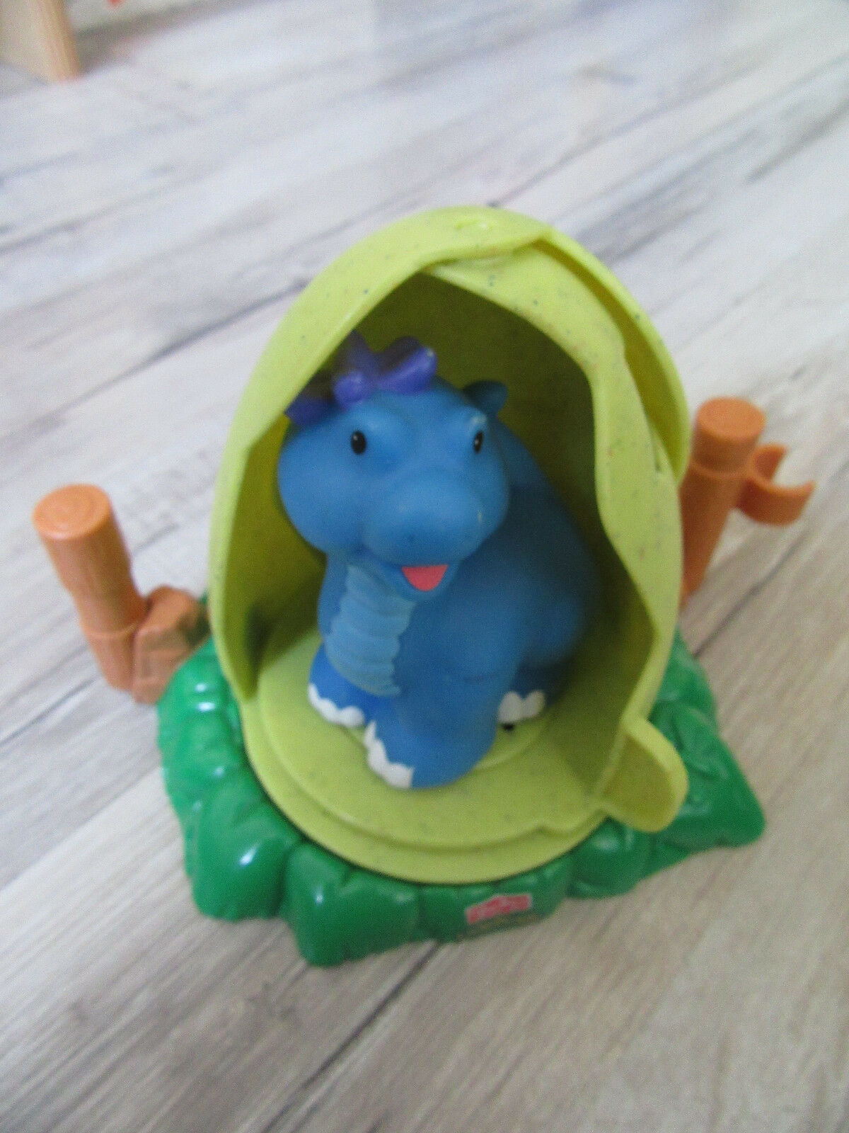 Fisher-Price Little People Dinoworld großes Set 10 Teile RAR