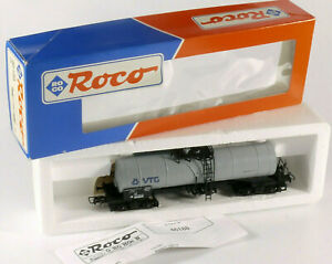 PRL-HO-VTG-TANKER-46188-ROCO-WAGON-CITERNE-MODEL-VAGONE-CISTERNA-KESSELWAGEN