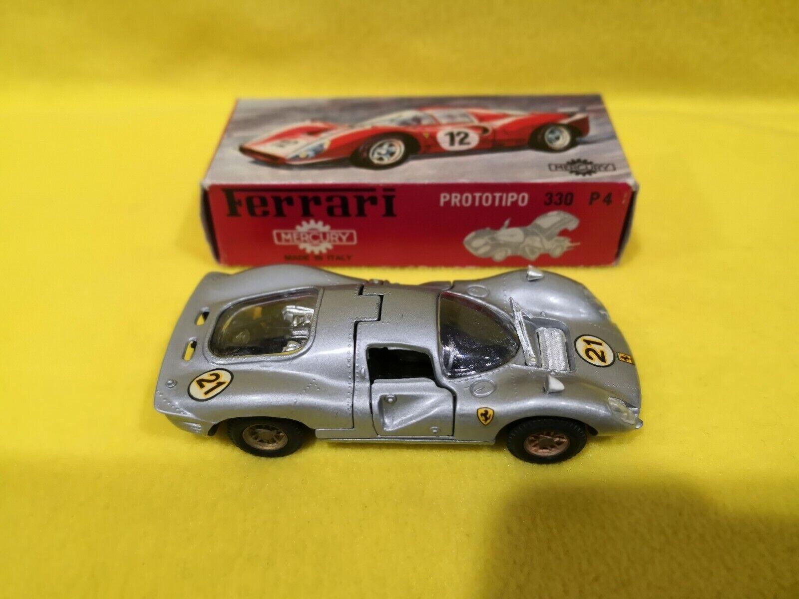 Mercury 65 Ferrari P4 scala 1 43