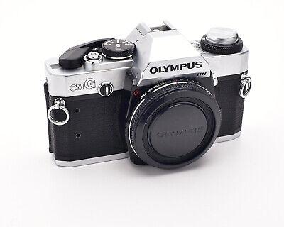 Gelernt Olympus Om-g Silber 35mm Slr Film Kamera Gehäuse Foto & Camcorder #3971