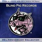 Blind Pig Records 30th Anniversary Collection by Various Artists (CD, Sep-2006, 3 Discs, Blind Pig)