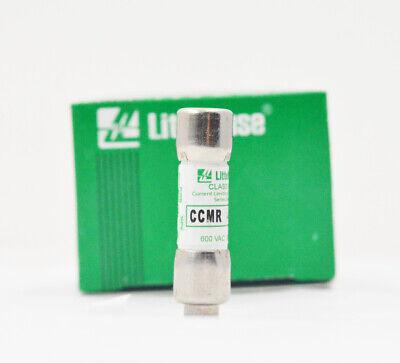 1.25 Amp 600VacTime Delay Fuse ORIGINAL Littelfuse CCMR-1-1//4 CCMR 1-1//4A