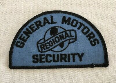 2 OFFICER EMBROIDERED PATCHES NOS NEW