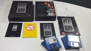 Beneath-A-Steel-Sky-Commodore-Amiga-Spiel-Big-Box-OVP-CIB-Boxed-Complete-RAR
