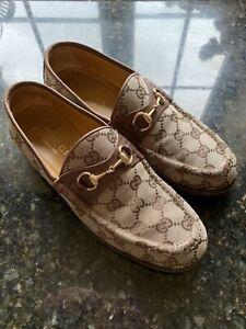 Gucci Vintage Loafers UK 4.5 37.5   eBay