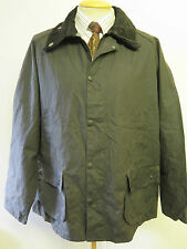 """Barbour Bedale Waxed jacket - XL 48"""" Euro 58 in Black"""