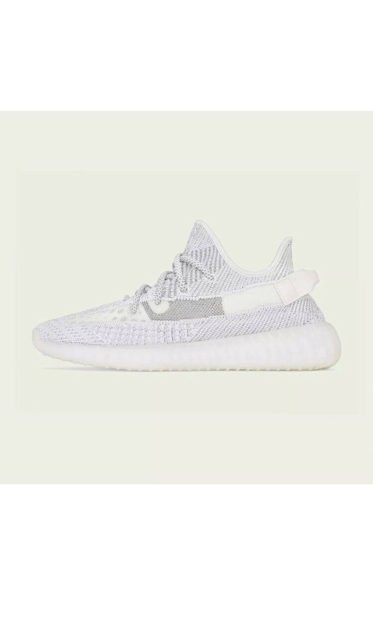 Adidas Yeezy Boost 350 v2 Static Static Static Non Reflective Sz 10. Make An Offer  1eddca
