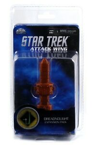 STAW, Star Trek Attack Wing, Dreadnought, Cardassian Tactical missile, Heroclix