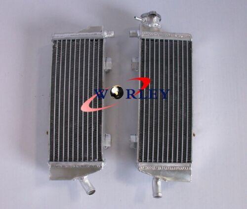 L/&R Aluminum Radiator for KTM 250//350//450 SXF//SX-F//XC-F//XCF 2011-2014 12 13 14