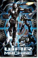 Poster 6253 59 Gr 22 X 34 Iron Man 2 - War Machine