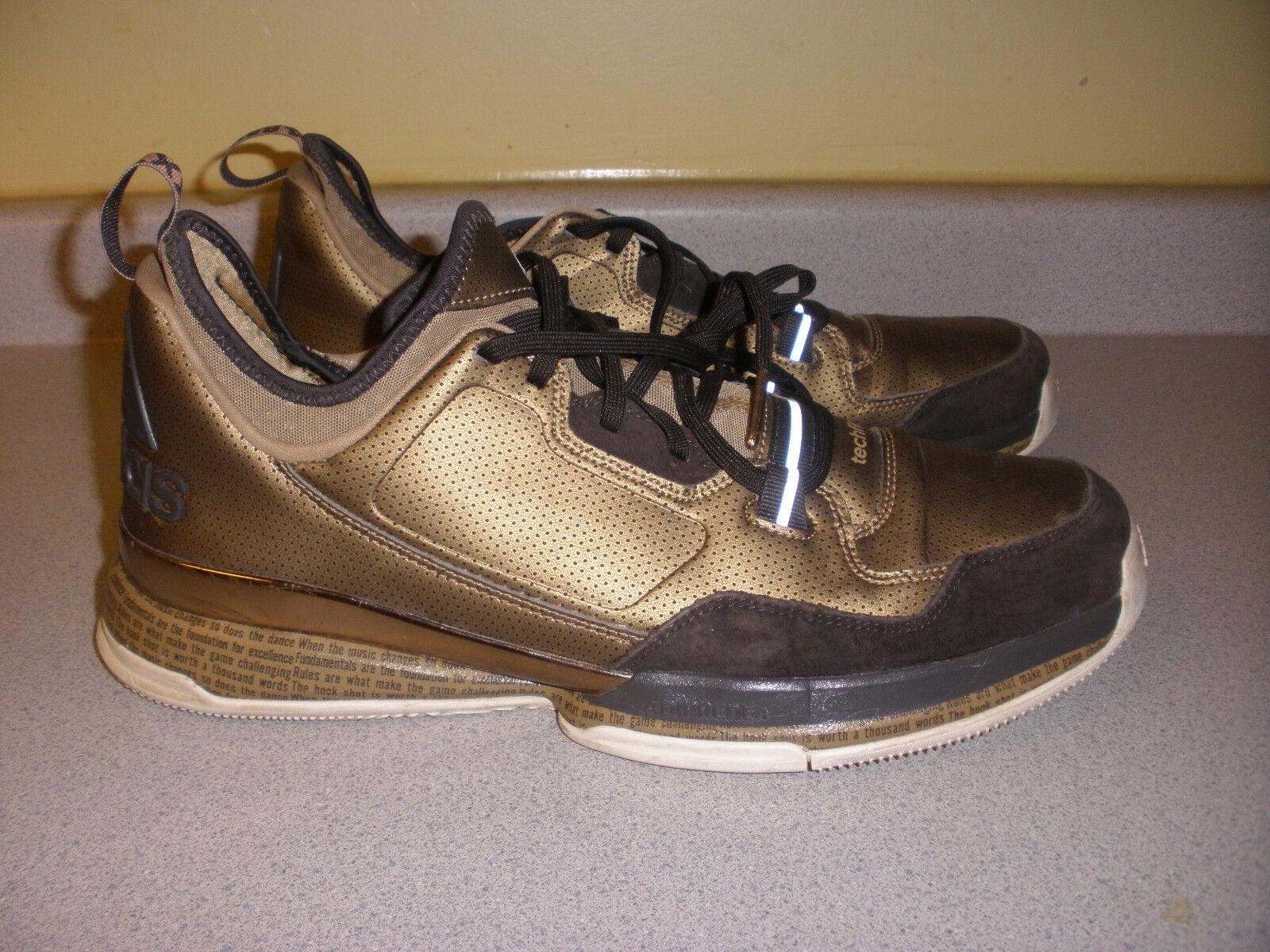 Adidas d lillard 1 scarpe da brown uomo taglia noi 13,5 brown da db626c