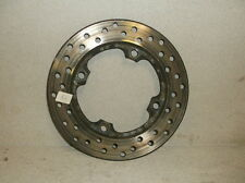 Used Rear Brake Rotor for a 1993-1998 Honda CBR900RR.