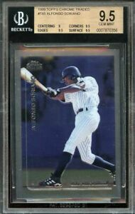 1999-topps-chrome-traded-t65-ALFONSO-SORIANO-rookie-BGS-9-5-9-9-5-9-5-9-5