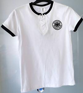 NEU-mit-Etikett-DFB-DEUTSCHLAND-RETRO-Trikot-WM-1954-Aus-DFB-Fan-Shop-Gr-152
