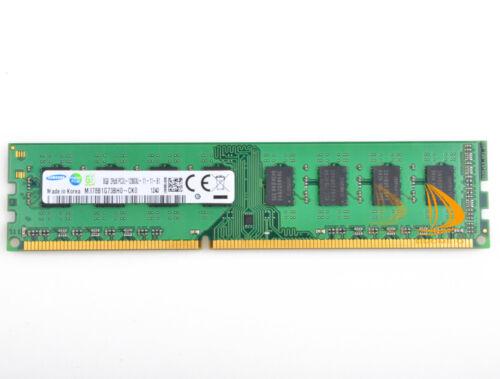 Samsung Kits 2x 8GB PC3L 12800U 2RX8 DDR3 1600MHz Memory RAM DIMM Desktop #16GB