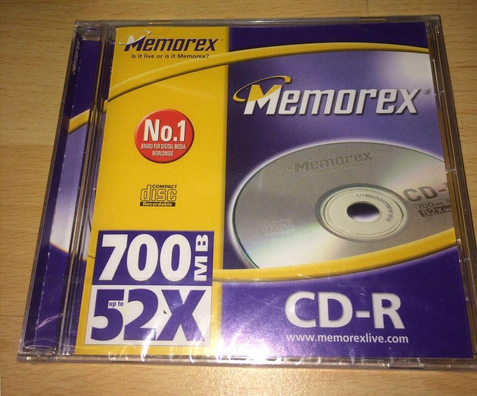 Andet, Andet mærke, Rundel 100 styk NYE DVD+R