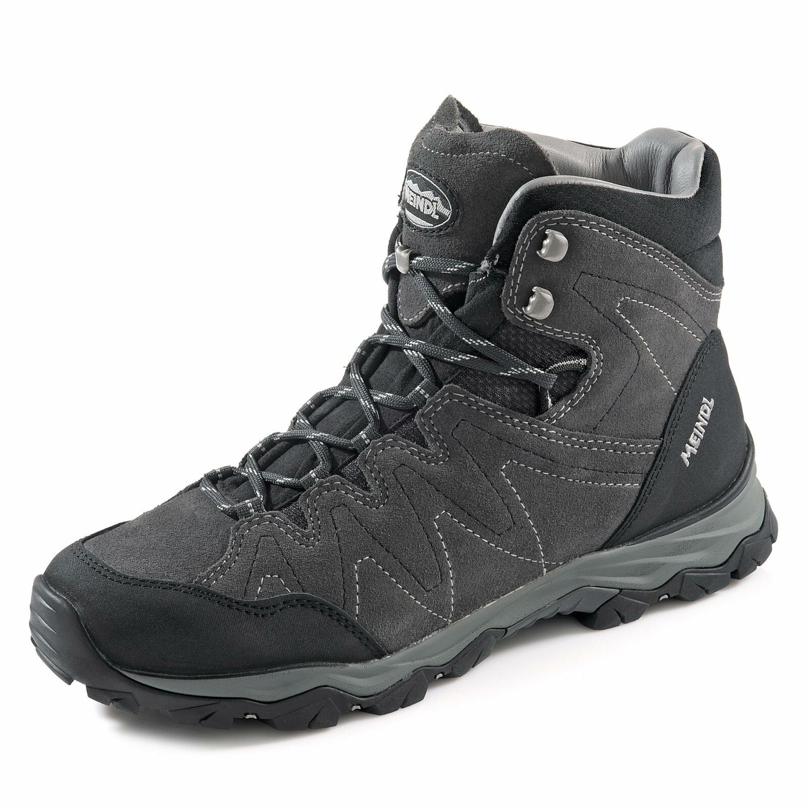 Meindl Elba Elba Elba Herren Wanderstiefel Outdoorschuhe Trekkingschuhe Schuhe anthrazit 41149a