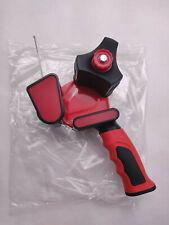 Sparco Handheld Packing Tape Dispenser Gun 3 Core Red Ergonomic Adjustable