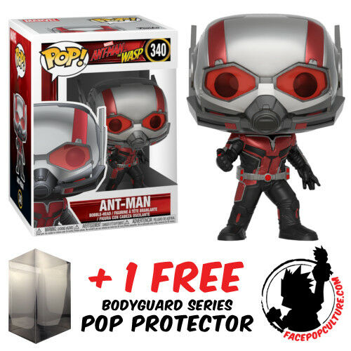 Pop Marvel Ant-Man and the Wasp 340 Ant-Man Funko CHASE figure 07246
