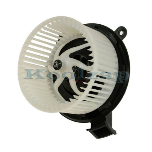 Enclave Traverse Front Heater AC A//C Condenser Blower Motor Assembly w//Fan Cage