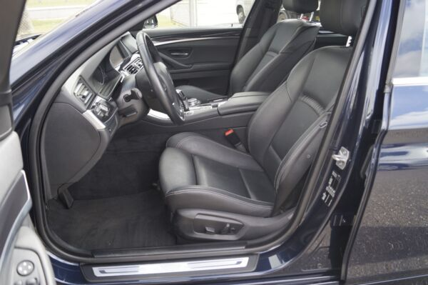 BMW 520d 2,0 Touring Luxury Line aut. - billede 3