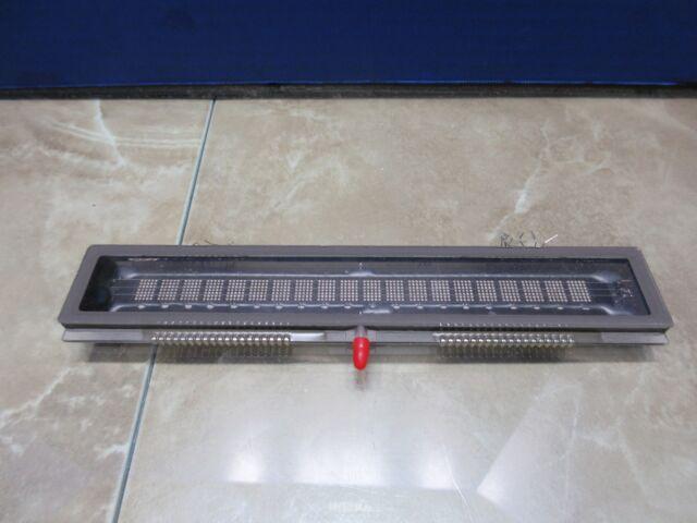 "Noritake Itron NEC FIP16X2BA Japan 3/"" x 1/"" VFD Vacuum Fluorescent Display New"