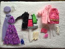 2002 Rocky Mountain Mod Barbie Convention - Barbie Fashion Gift Set of 3 - NB