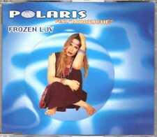 Polaris feat. Minouche - Frozen Luv - CDM - 1995 - Eurodance Trance 4TR