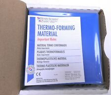 Henry Schein Thermo Forming Material Clear Surgical Tray 060 5x5 25 Sheets