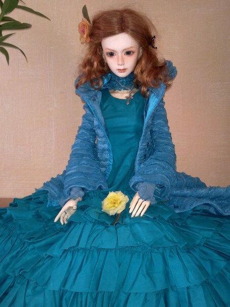 Completa Fullset Dollheart Fer En Turquesa