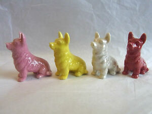Wade Whimsie Fair Corgi - Various Colours