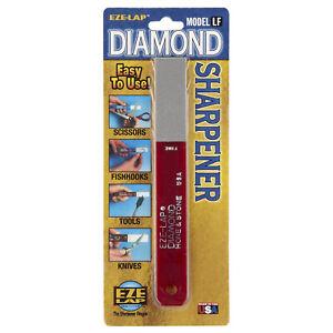 EZE-LAP-Fine-Diamond-Hone-Knife-or-Tool-Sharpener-Model-LF