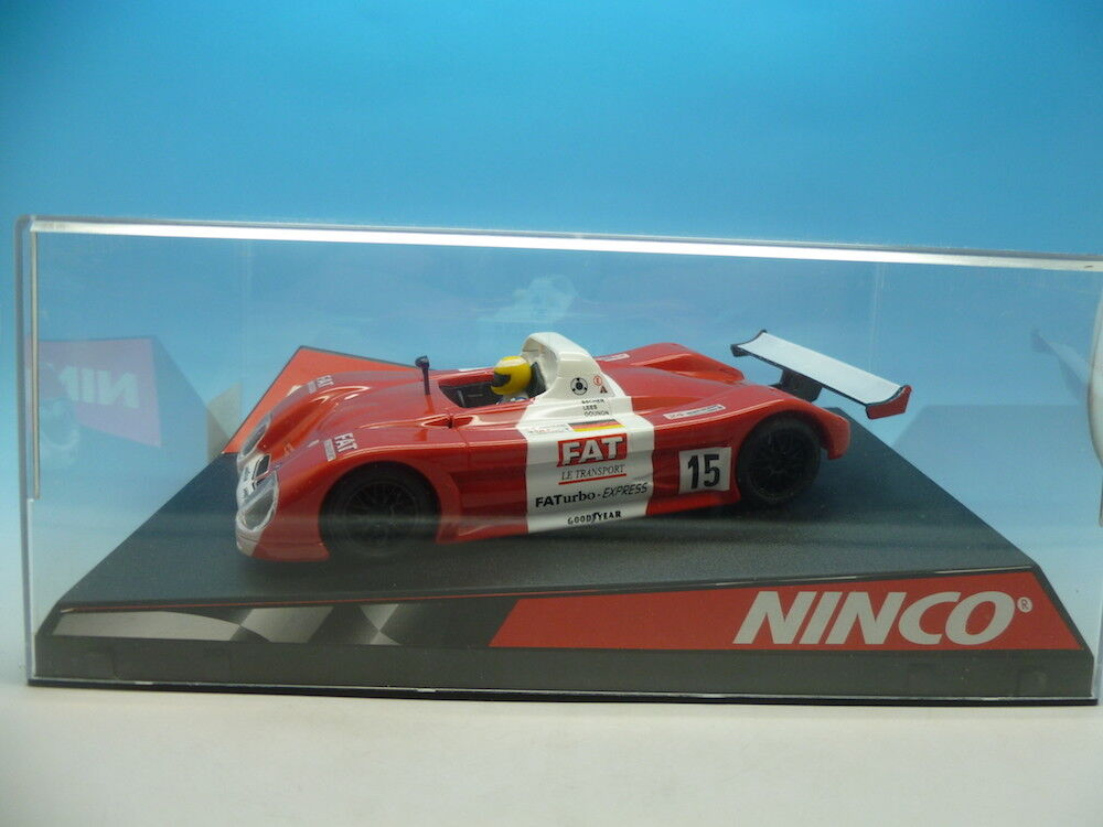 Ninco 50254 BMW V 12 LM Fat, mint unused