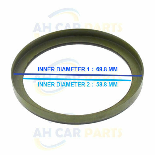04-15 REAR DISC mar512 MAGNETIC ABS RING FOR RENAULT MODUS//GRAND MODUS,TWINGO