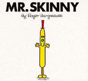 Mr-Skinny-Mr-Men-Library-Hargreaves-Roger-Used-like-new-Book