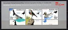 Netherlands - 1994 Stamp exhibition Fepapost / Birds Mi. Bl. 41 MNH