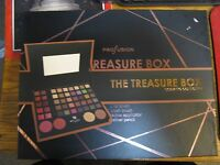 Profusion The Treasure Box Cosmetic Collection,nib,53 Items