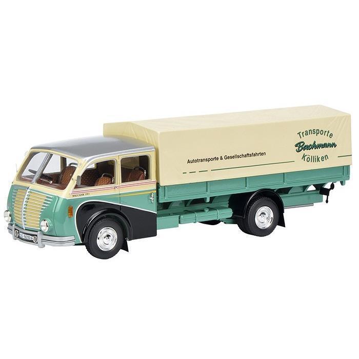 SCHUCO Saurer 3C-H Truck Bachmann 450900700