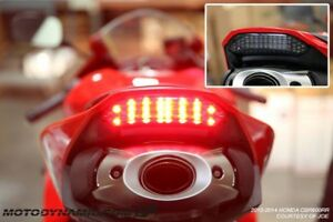 Honda-CBR600RR-CBR-600-600RR-2013-2019-Sequential-LED-Tail-Light-Smoked