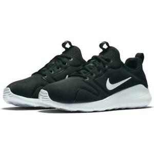 219ecd1aba186 NIB Nike Kaishi 2.0 Women s Athletic Running Shoes Black White Pick ...